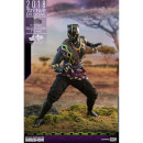 Hot Toys Marvel Black Panther Movie Masterpiece Action Figure 1/6 T'Chaka 2018 Toy Fair Exclusive 31cm