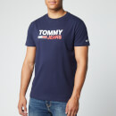 Tommy Jeans Men's Corporate Logo T-Shirt - Twilight Navy