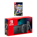 Nintendo Switch (Grey) LEGO Marvel Super Heroes 2 Pack