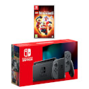 Nintendo Switch (Grey) LEGO The Incredibles Pack
