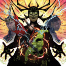 Mondo Thor Ragnarok Original Motion Picture Soundtrack 2x Colour LP