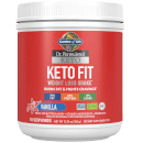 Keto Fit Vanilla 355g Powder