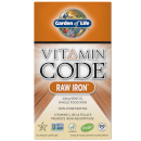 Vitamin Code Raw Iron - 30 Capsules