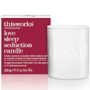 this works Love Sleep Seduction Candle 220g