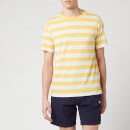 Armor Lux Men's Striped T-Shirt - Blandeur/Nature