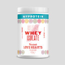 Clear Whey Isolate – Swizzels Edition   - Love Hearts