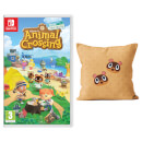 Animal Crossing: New Horizons + Timmy and Tommy Cushion Pack