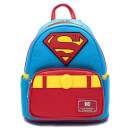 Loungefly Dc Comics Vintage Superman Cosplay Mini Backpack