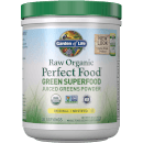 Raw Organic Perfect Food Green Superfood Original 207g Powder