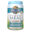 Raw Organic Meal Lightly Sweet 1038g Powder