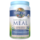 Raw Organic Meal Vanilla 969g Powder