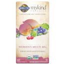 mykind Organics Women's 40+ Multivitamins - 60 Tablets