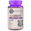 mykind Organics Herbal Elderberry - 120 Gummies
