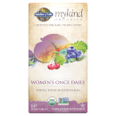 mykind Organics Women's Once Daily - 60 Tablets