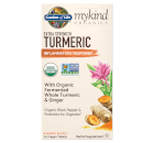 mykind Organics Herbal Turmeric - Extra Strength - 120 Tablets