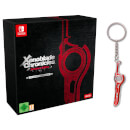 Xenoblade Chronicles: Definitive Edition - Collector's Set + Keychain Pack
