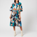 Stine Goya Women's India Landscape Print Dress - Multi