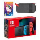 Nintendo Switch (Neon Blue/Neon Red) Just Dance 2020 Pack