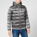 Herno Men's Resort Gloss Padded Jacket - Grey