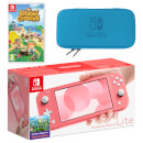 Nintendo Switch Lite (Coral) Animal Crossing: New Horizons