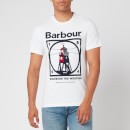 Barbour Men's Tarbert T-Shirt - White