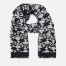 Vivienne Westwood Women's On and Off Scarf - Navy Blue