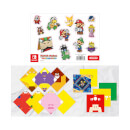 Paper Mario: The Origami King Magnet Sheet and Origami Sheets Set