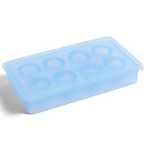 HAY Ice Cube Tray Round - Light Blue