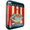 DC Superman Collector Playing Cards & Tin