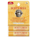 Burt's Bees 100% Natural Origin Moisturising Lip Balm Duo