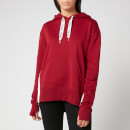 HUGO Women's Dreali Hoodie - Open Red