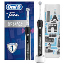 Teen Elektrische Tandenborstel Zwart Met Exclusieve Reisetui