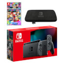 Nintendo Switch (Grey) Mario Kart 8 Deluxe Pack