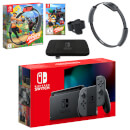 Nintendo Switch (Grey) Ring Fit Adventure Pack