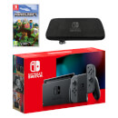Nintendo Switch (Grey) Minecraft Pack