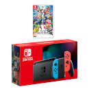 Nintendo Switch (Neon Blue/Neon Red) Super Smash Bros. Ultimate Pack