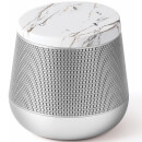 Lexon Miami Sound Bluetooth Speaker - White Marble