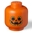 LEGO Storage Pumpkin Head - Large