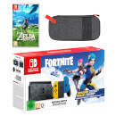 Nintendo Switch Fortnite Special Edition The Legend of Zelda: Breath of the Wild Pack