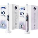 iO - 9s Elektrische Tandenborstel Duopack Wit & Roze