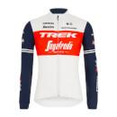 Santini Trek-Segafredo Fan Line Classe Long Sleeve Jersey