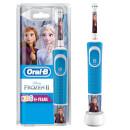 Kids Frozen Elektrische Zahnbürste, ab 3 Jahren, blau