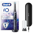 Oral-B iO9 Black Onyx Electric Toothbrush with Charging Travel Case