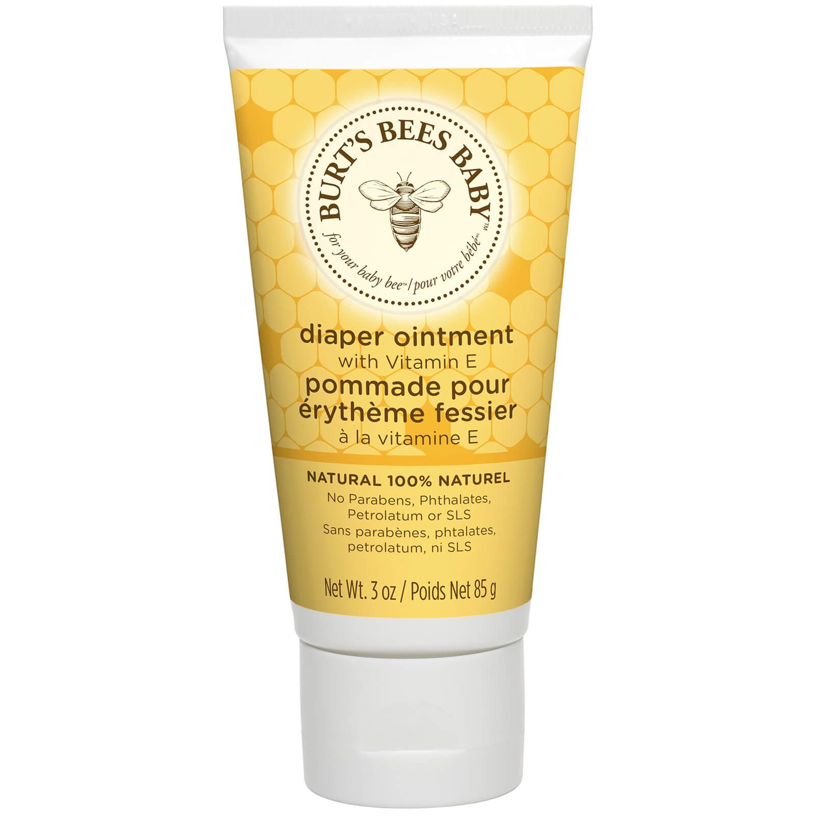 Burt's Bees nappy rash ointment.