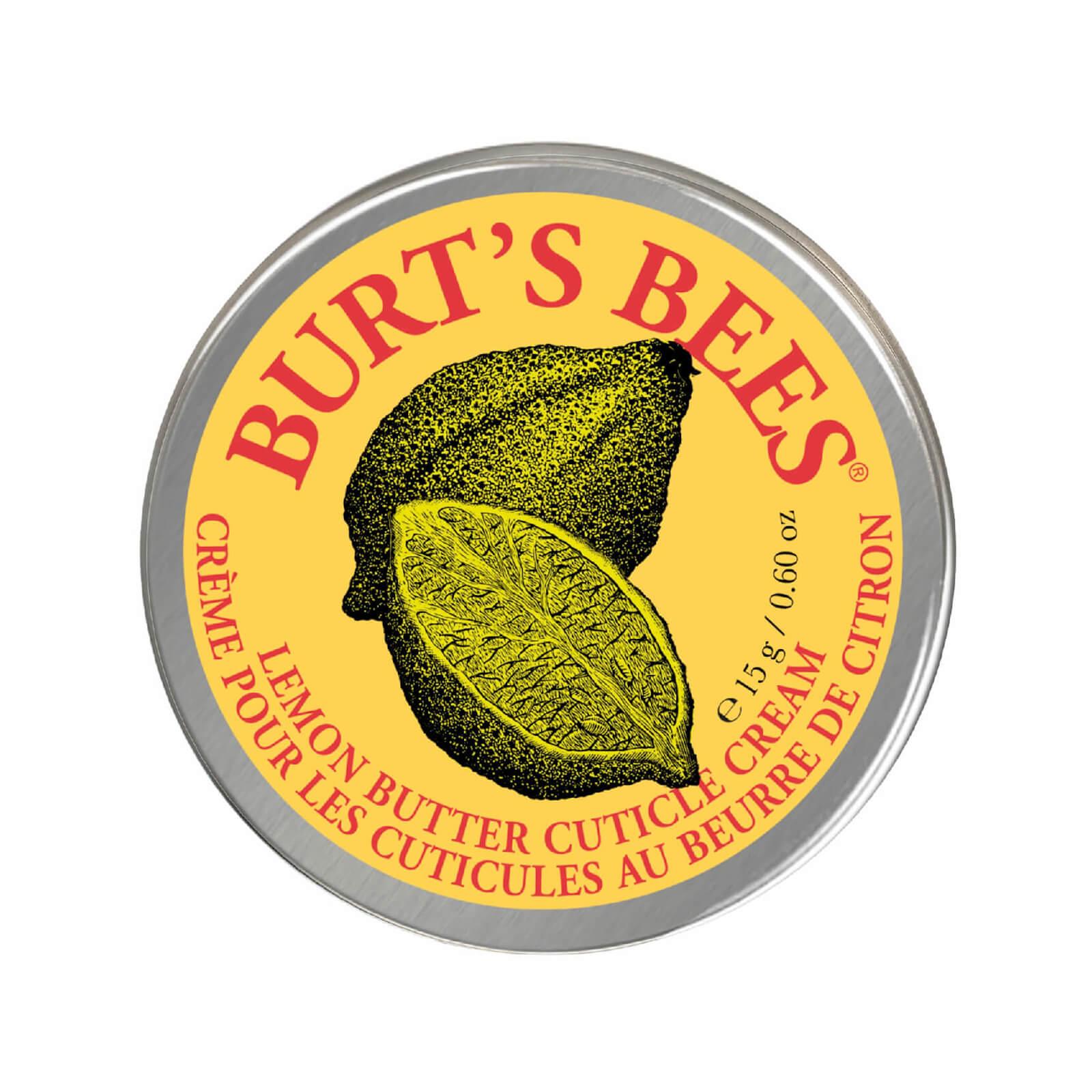 Burt's Bees Crema per Cuticole al Burro di Limone