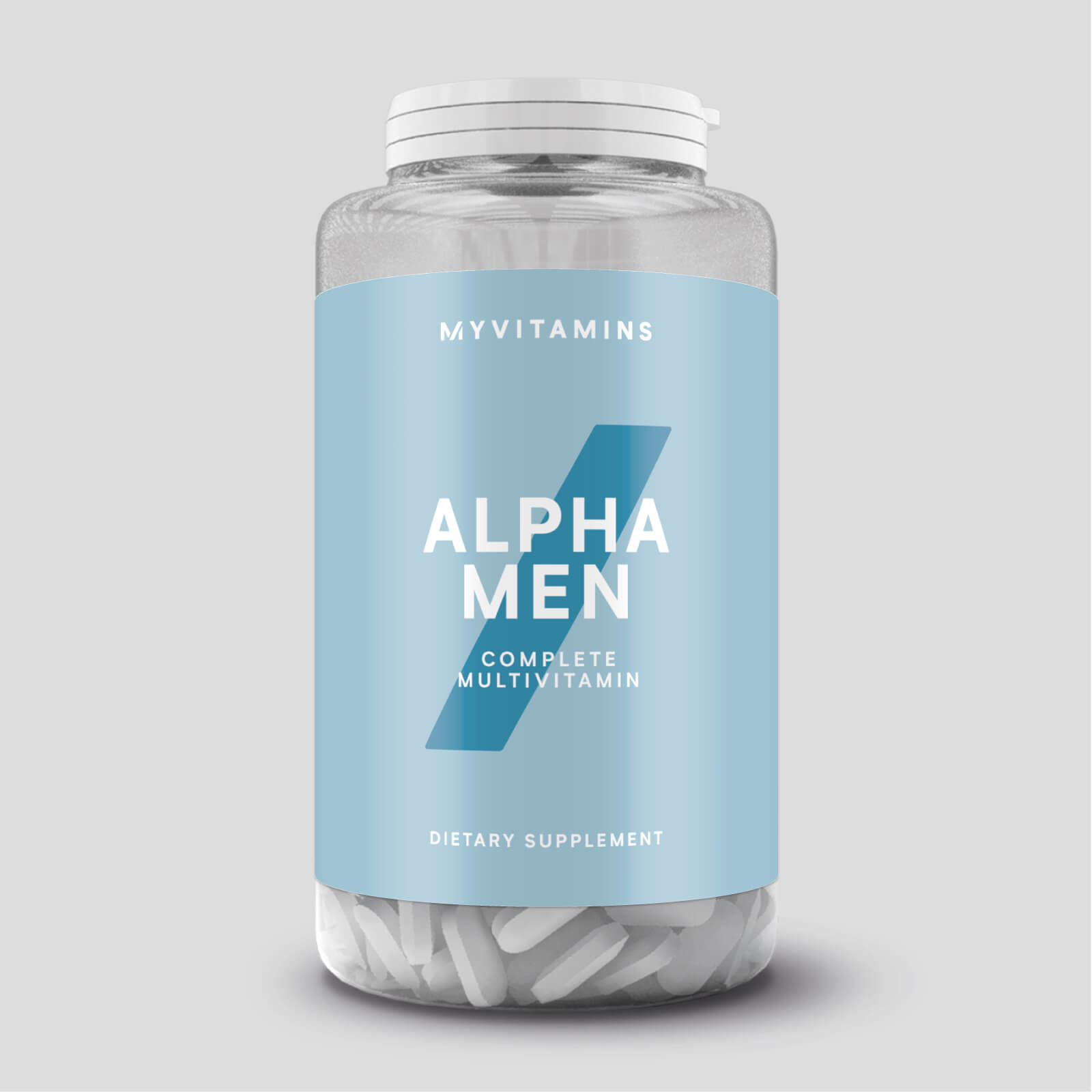 120 Count Alpha Men Multivitamin