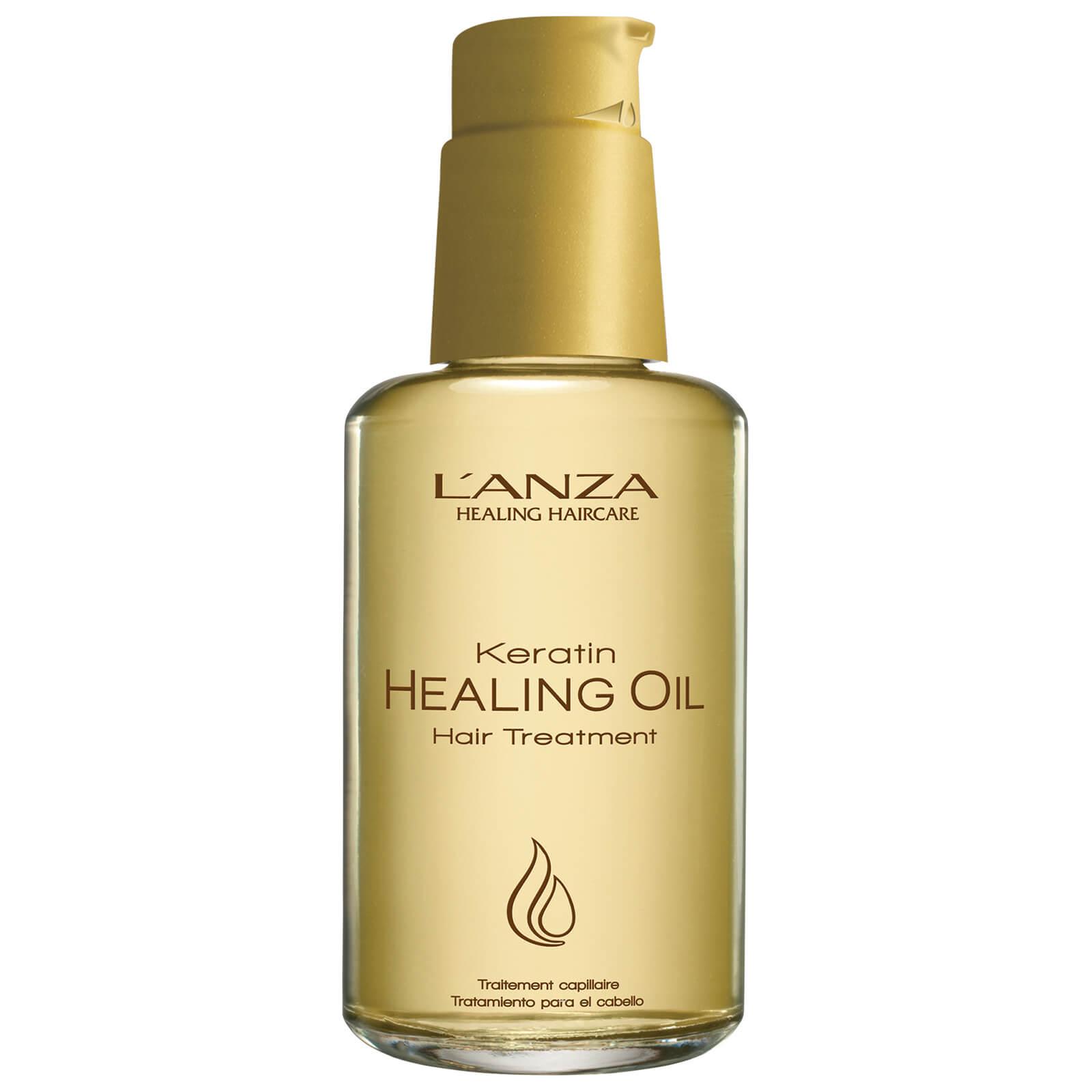 L'Anza Keratin Healing Oil Treatment (50ml)