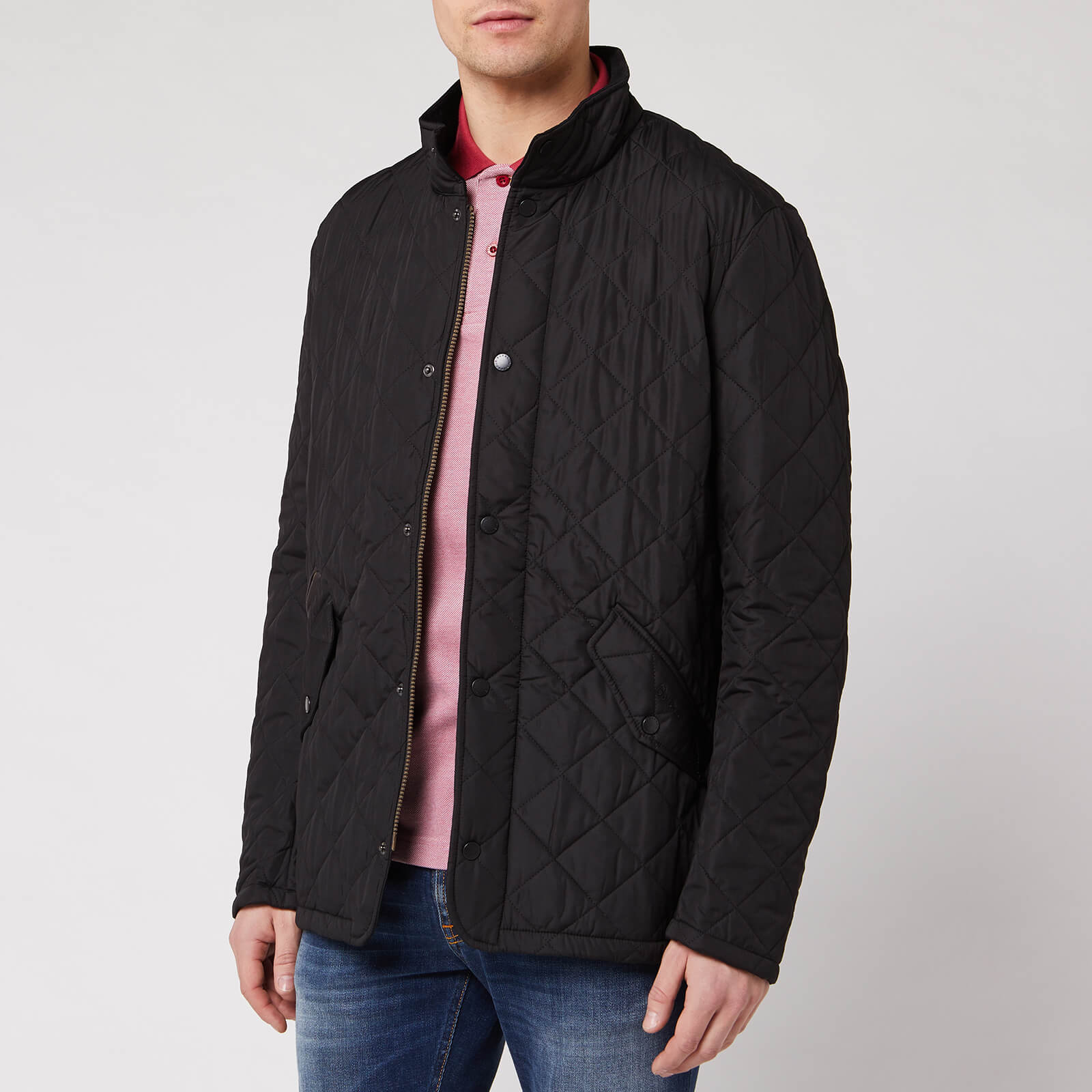 Chelsea Sportsquilt Jacket - Black