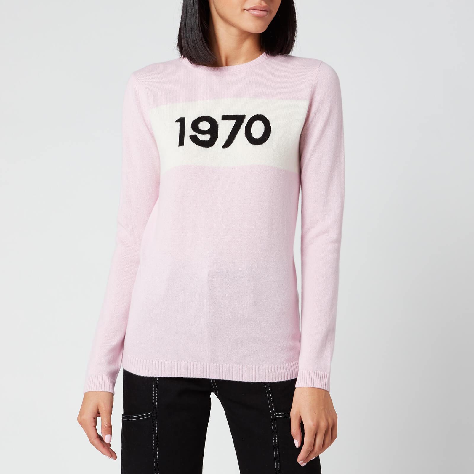 Bella Freud Women's 1970 Cashmere Jumper Pink