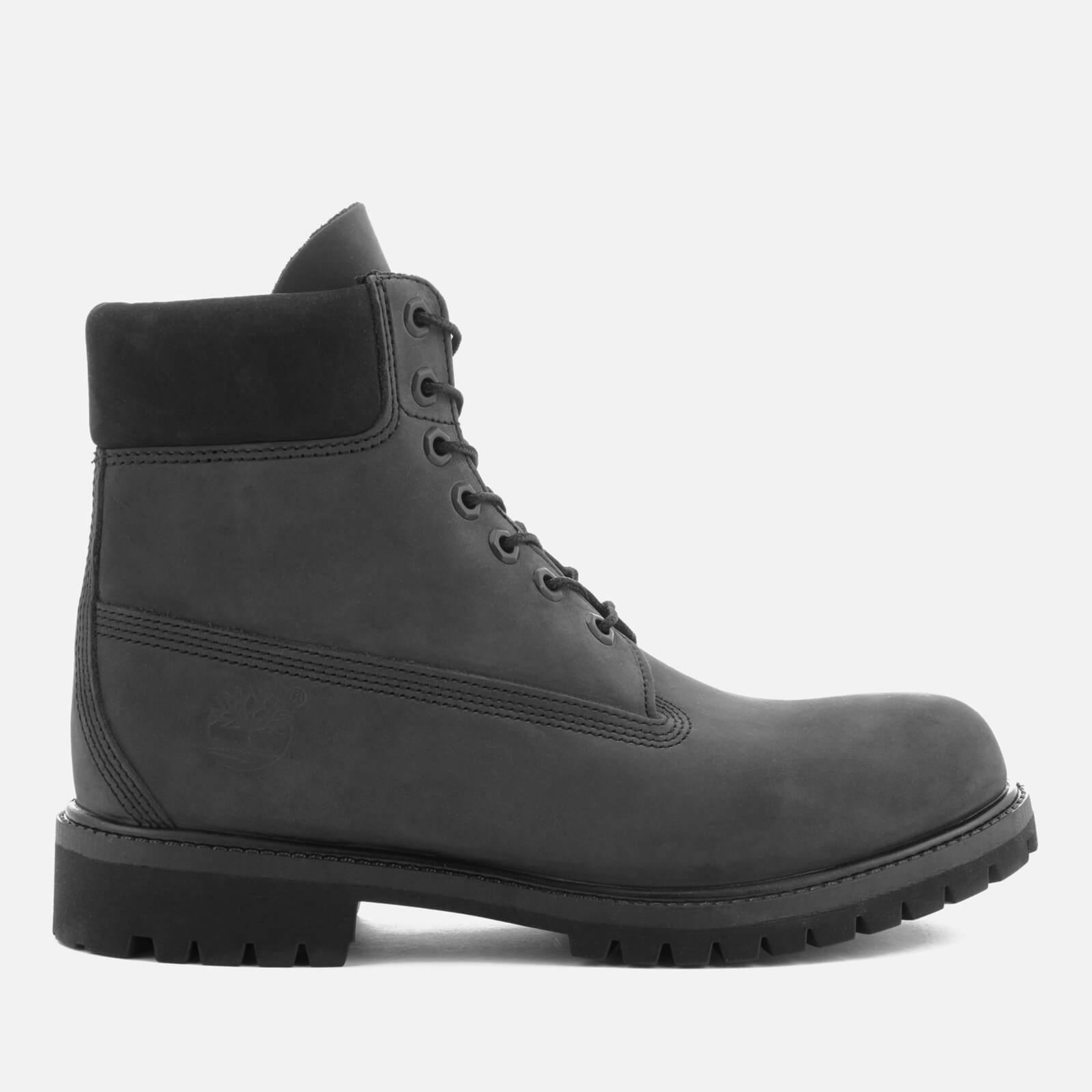 también Armario colina  Timberland Men's 6 Inch Premium Lace Up Boots - Forged Iron Waterbuck |  TheHut.com